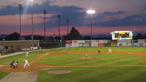Lynchburg Hillcats Down Wilmington Blue Rocks 4-2