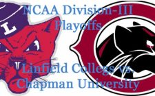 Division-III Football Playoffs: Linfield College vs. Chapman University