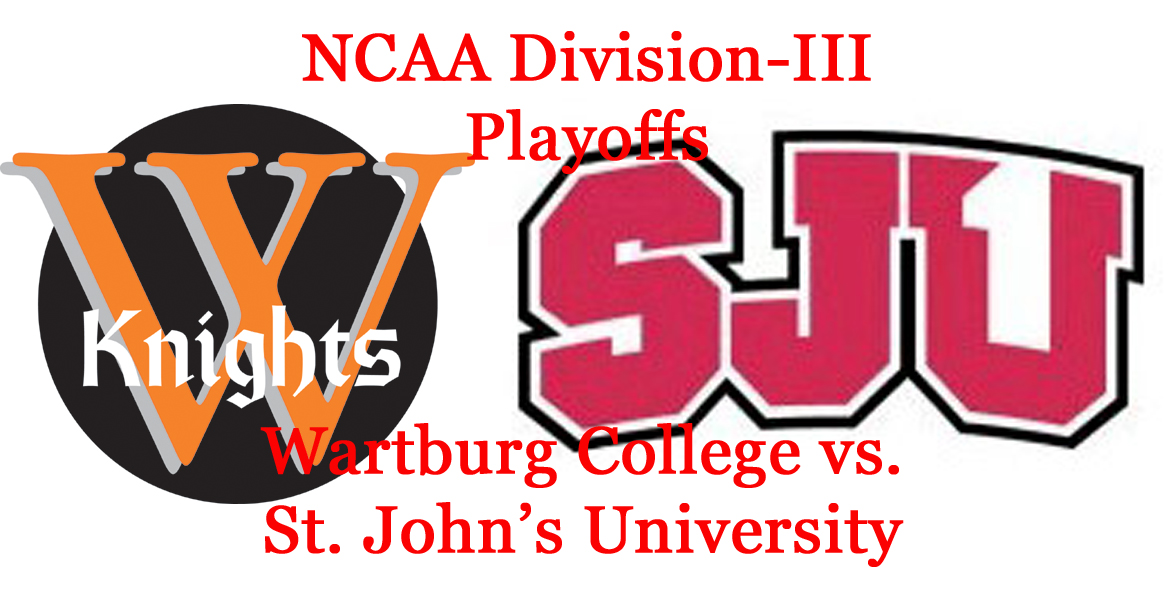 Division-III Football Playoffs: Round 2 Preview: Wartburg vs. St. John's