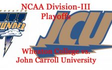 Division-III Football Playoffs: Round 2 Preview: Wheaton vs. John Carroll