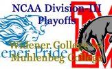 Division-III Football Playoffs: Widener College vs. Muhlenberg College