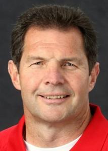 St. John's Head Coach Gary Fasching