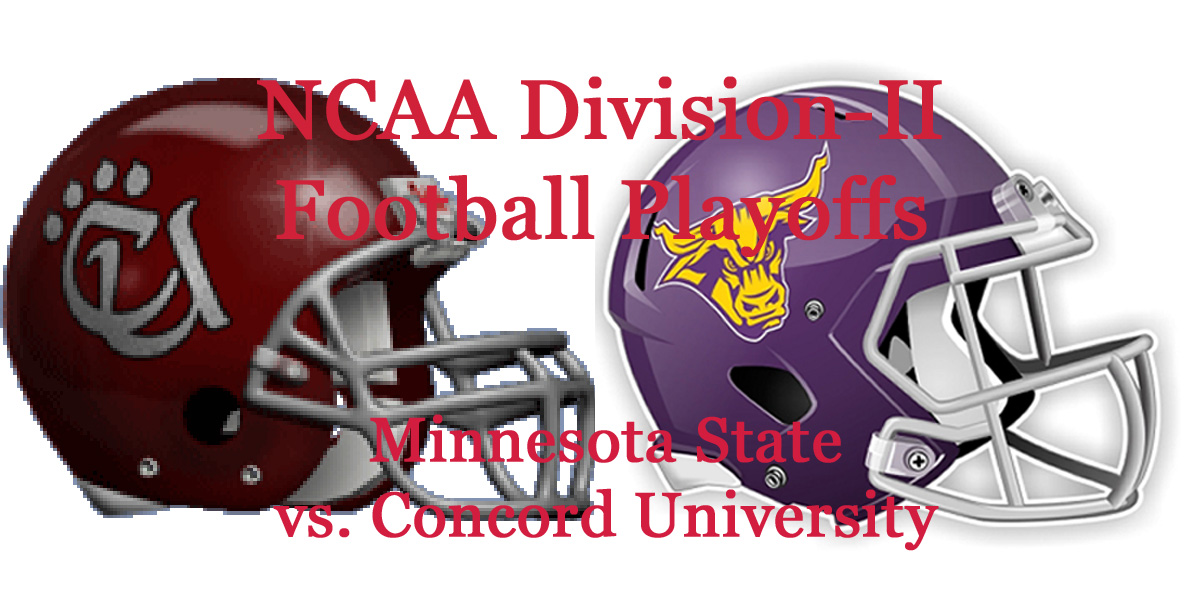 NCAA Division-II Football Semifinals: Minnesota State vs. Concord