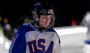 North Americans Dominate Women's Field for Red Bull Crashed Ice
