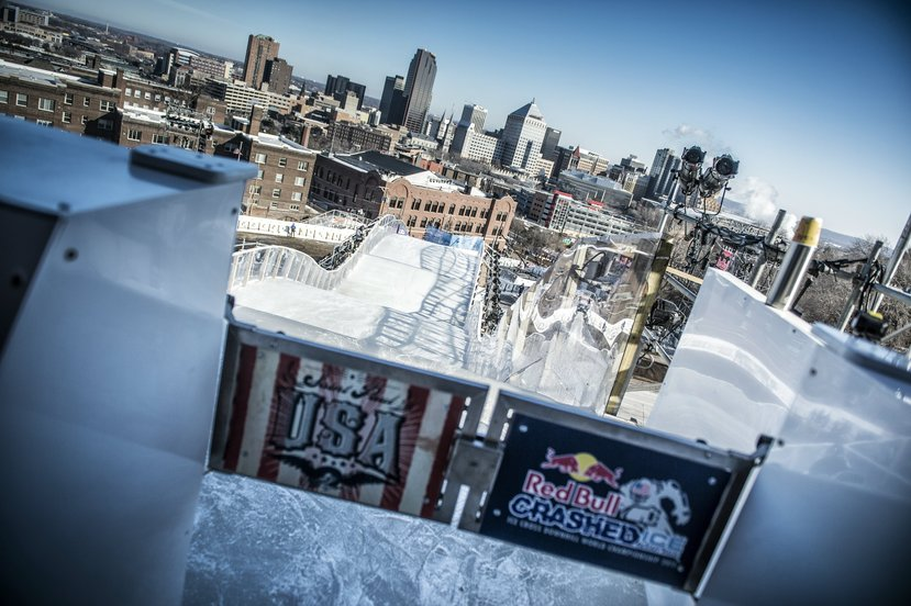 Red Bull Crashed Ice Downhill World Championship Finals Set