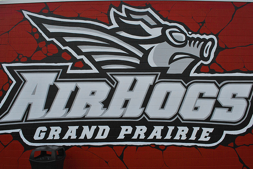Grand Prairie AirHogs Press: Off-Season Report