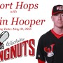 Short Hops with Wichita Wingnuts Manager Kevin Hooper