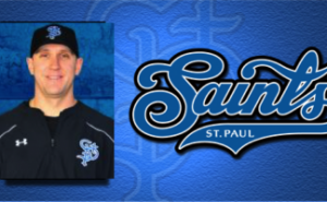 St. Paul Saints Ian Gac 8