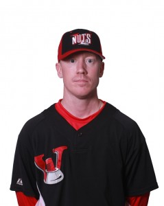 Wichita Wingnuts Manager Kevin Hooper