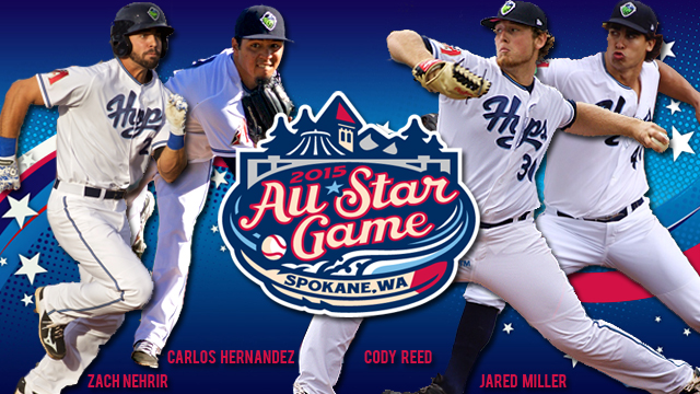 Hillsboro Hops Shine at the All-Star Game