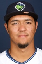 Hillsboro Hops Carlos Hernandez