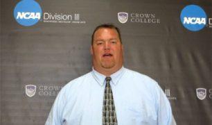 Crown College John Auer Lead