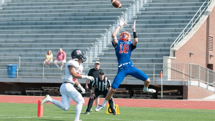 Offensive Onslaught Leads Macalester Scots to 41-13 Victory
