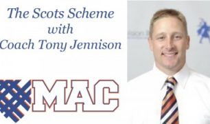 Scots Scheme with Coach Tony Jennison