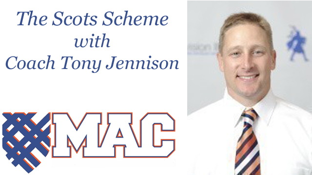 The Scots Scheme with Macalester College Head Football Coach Tony Jennison