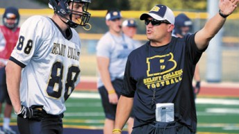 Coach Seth Duerr Brings Swagger to Beloit College Buccaneers