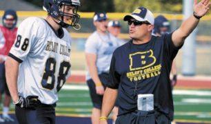 Beloit College Buccaneers Seth Duerr Lead