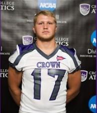 Crown College Josh Edlund