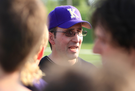 Knox College Coach Damon Tomeo Using PAST to Build Bright Future