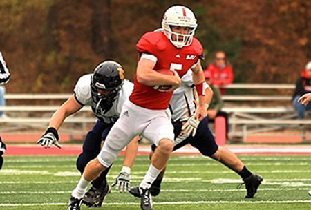 Nick Martin Turns Efficiency into Excellence for St. John's Johnnies