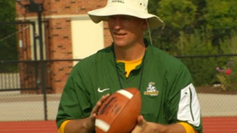 Dan McCarty Proves 'Uncommon' Coach for St. Norbert Green Knights