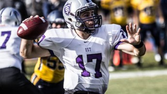 John Gould Proves to Have Midas Touch for St. Thomas Tommies