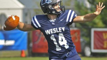 NCAA Division-III Playoffs: R. 2, Wolverines v. Blue Jays