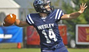 Wesley Wolverines Joe Callahan