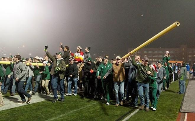 NCAA Division-II Finals: Rams v. Bearcats