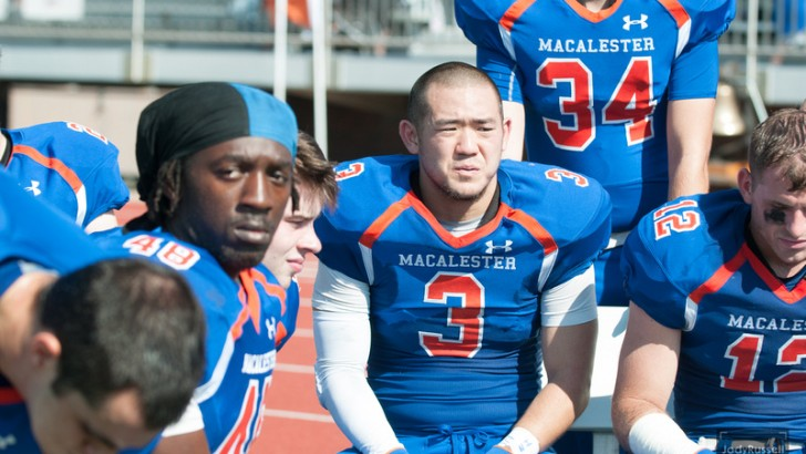 Macalester Scots Senior Review: Trey Muraoka