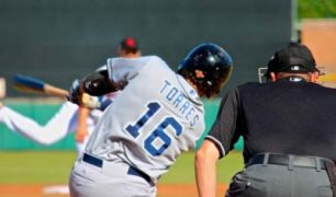 San Antonio Missions' Nick Torres Impressive in First Season at Double-A