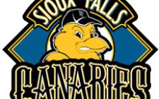 Bougher, Schmit Lead Sioux Falls 3-2 Victory; Saints Drop First