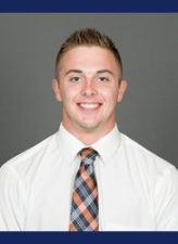 Phil Wettersten: 14-Tackles, Half Sack, Forced Fumble, Interception