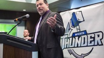 Wichita Thunder Hope Malcolm Cameron Brings Lightning in a Bottle