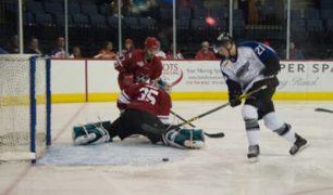 Logan Nelson Brings Joy of Hockey to Wichita Thunder