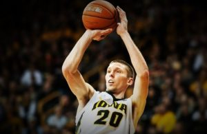 Mad Ants' Jarrod Uthoff Signs 10-Day Contract with Mavericks