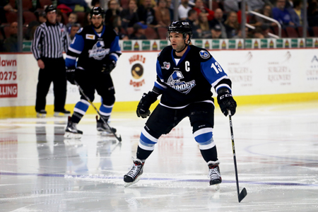 Composure Under Fire Makes Ian Lowe Perfect Captain for Wichita Thunder