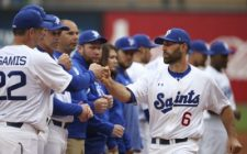 St. Paul Saints Anthony Gallas Proves the Battle Can Be Fun