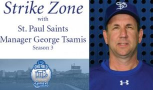 Strike Zone with St. Paul Saints Manager George Tsamis - Season 3