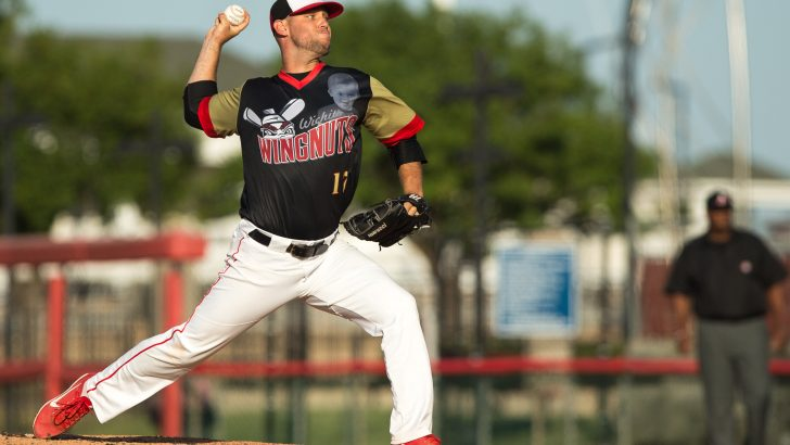 Jordan Cooper Continues to Dominate as Wingnuts Win 3-2