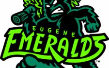 Eugene Emeralds, Aramis Ademan Sweep Hillsboro Hops, 8-3