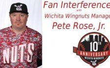 Fan Interference with Wichita Wingnuts Manager Pete Rose, Jr. - Season 2