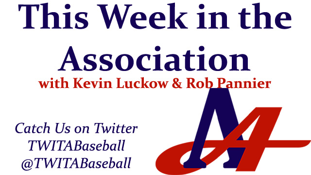 This Week in the Association with Kevin Luckow & Rob Pannier