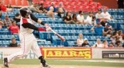 Richard Prigatano Hustling Sets Up Wingnuts 4-3 Victory