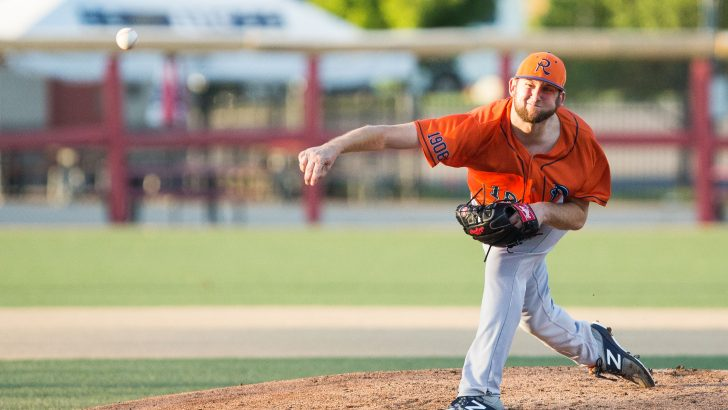 Patrick Mincey Conducts Railroaders to 2-1 Victory