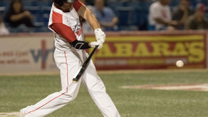 T.J. Mittelstaedt Helps Power Wichita Wingnuts to Game 1 Victory, 12-7