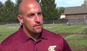 Kurt Barth Has Found Formula for Success at Eureka College