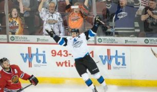 Mark MacMillan Gives Wichita Thunder Victory in OT, 4-3