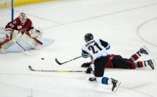 Zach O'Brien Nets Two to Lead Wichita Thunder to 3-1 Victory
