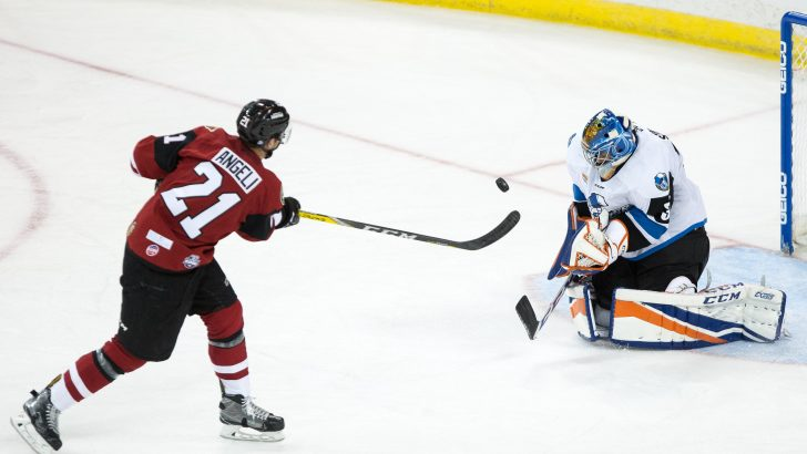 Early Onslaught Sends Wichita Thunder to 5-2 Victory